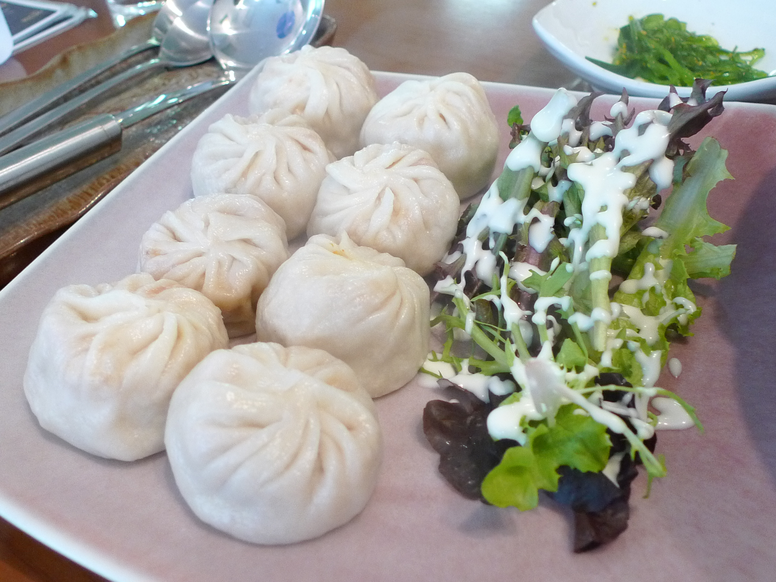 Tofu Kimchi Dumplings Recipes — Dishmaps