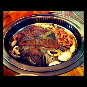 Charcoal Hwaro Korean BBQ