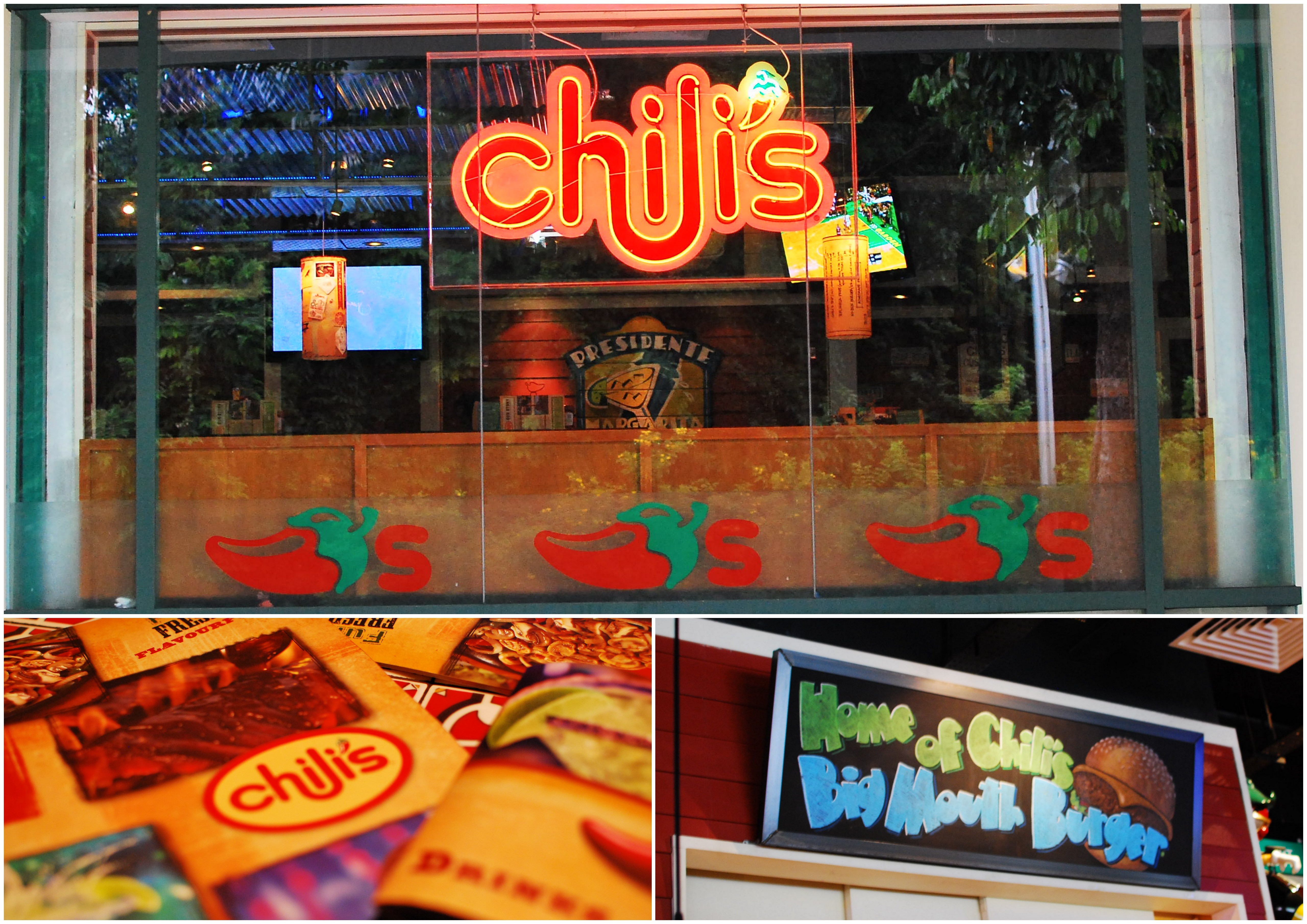 2012 03 02 Chilis Grill & Bar (Tanglin Mall)