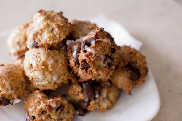 cookies2 Recipe: Browned Butter Oatmeal Chocolate Chunk Coconut Cookies