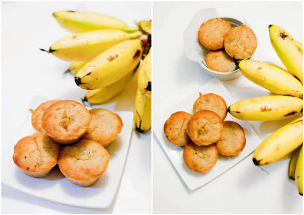 blogbananamuffins1 Recipe: Moist Baby Banana Muffins