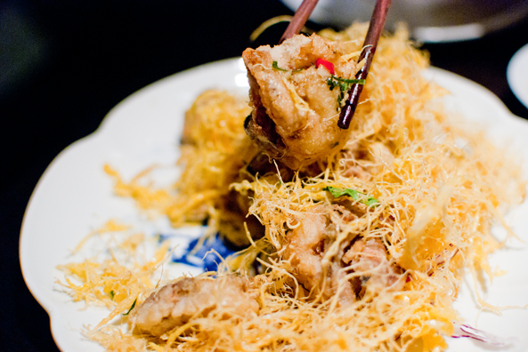 blogdsc 0307 London Eats: Hakkasan, Mayfair