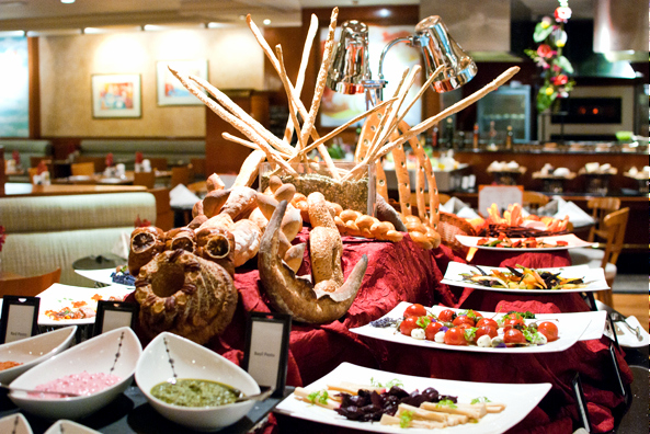 Excellent New A La Carte Sunday Brunch Checkers Brasserie Hilton Beutiful Home Inspiration Papxelindsey Bellcom