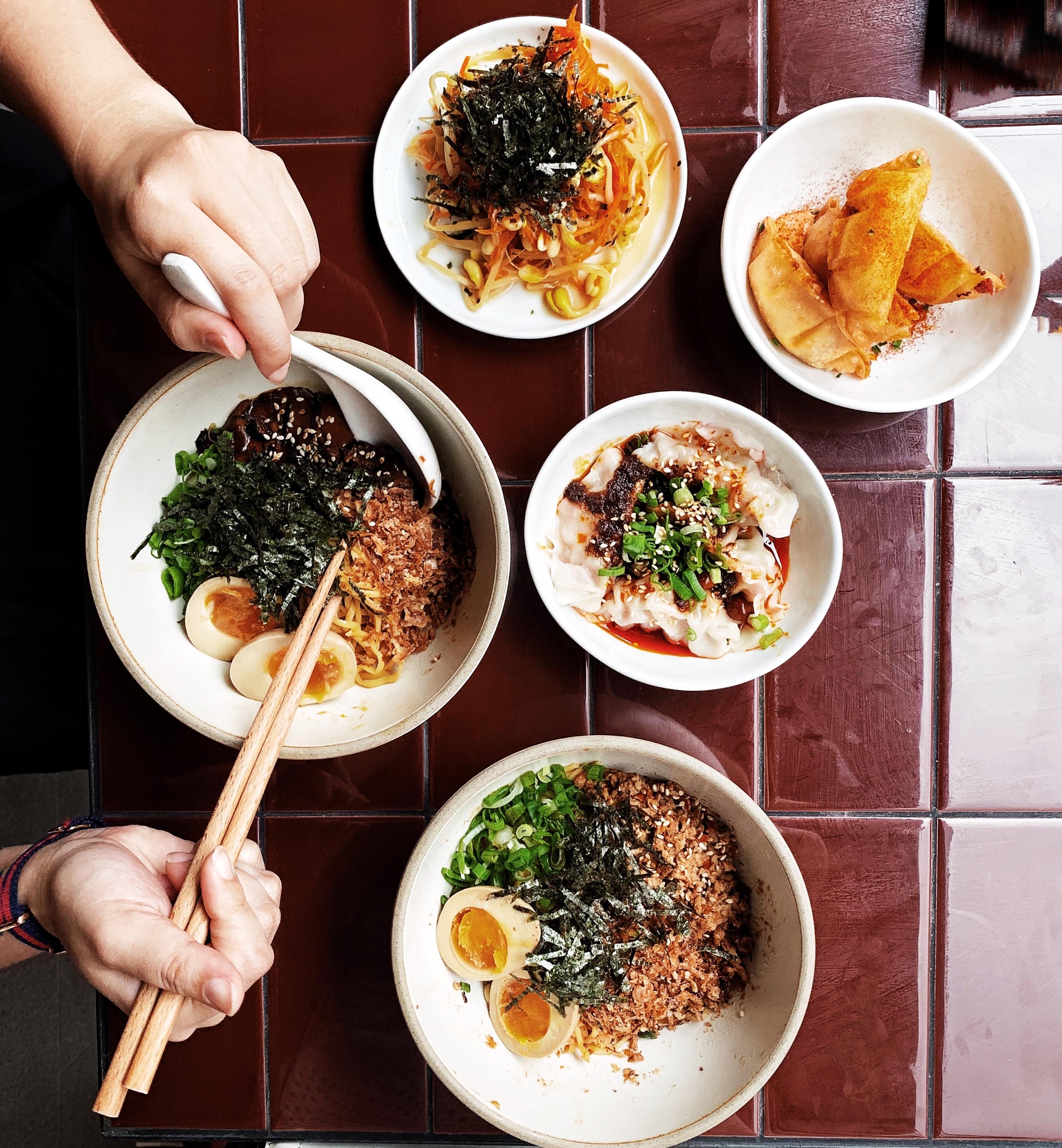 Dumpling Darlings @ 44 Amoy Street - GNineThree | Singapore Food Blog